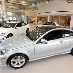 Mercedes benz of richmond 10 reviews garages 8225 w for Mercedes benz richmond