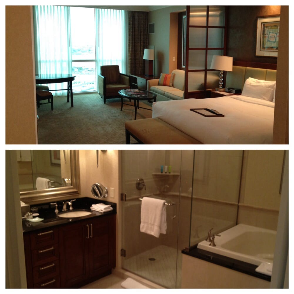 One Of The Two Bedroom Suites.