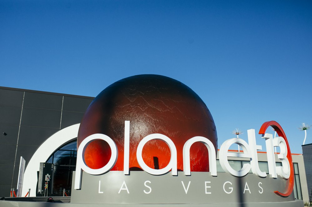 Planet 13 Las Vegas