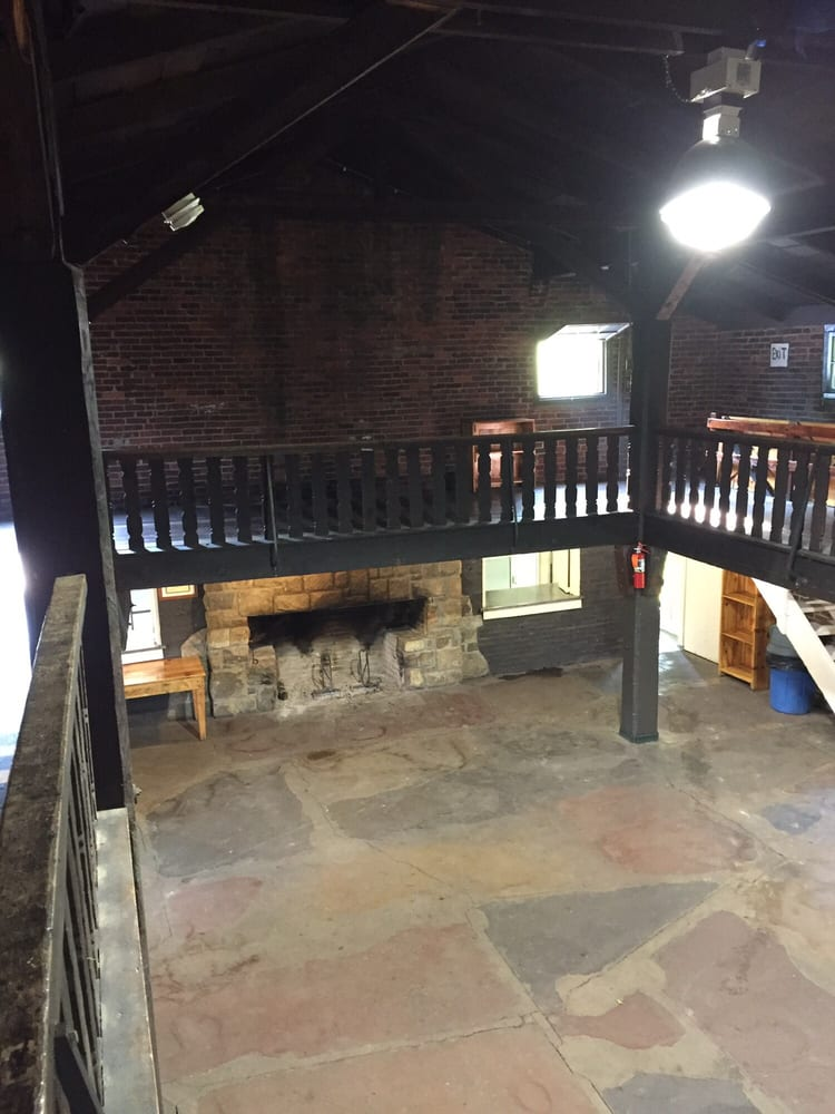 Camp Mad Anthony Wayne Lodge: 2125 Spring Valley Dr, Huntington, WV