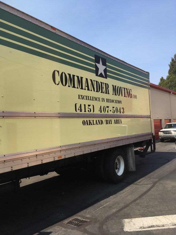 Commander Moving, Inc  - 126 Photos & 474 Reviews - Movers - 1829