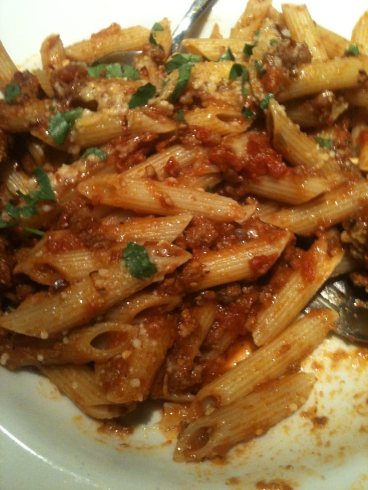 Photo Of California Pizza Kitchen   Bellevue, WA, United States. Penne  Bolognese With