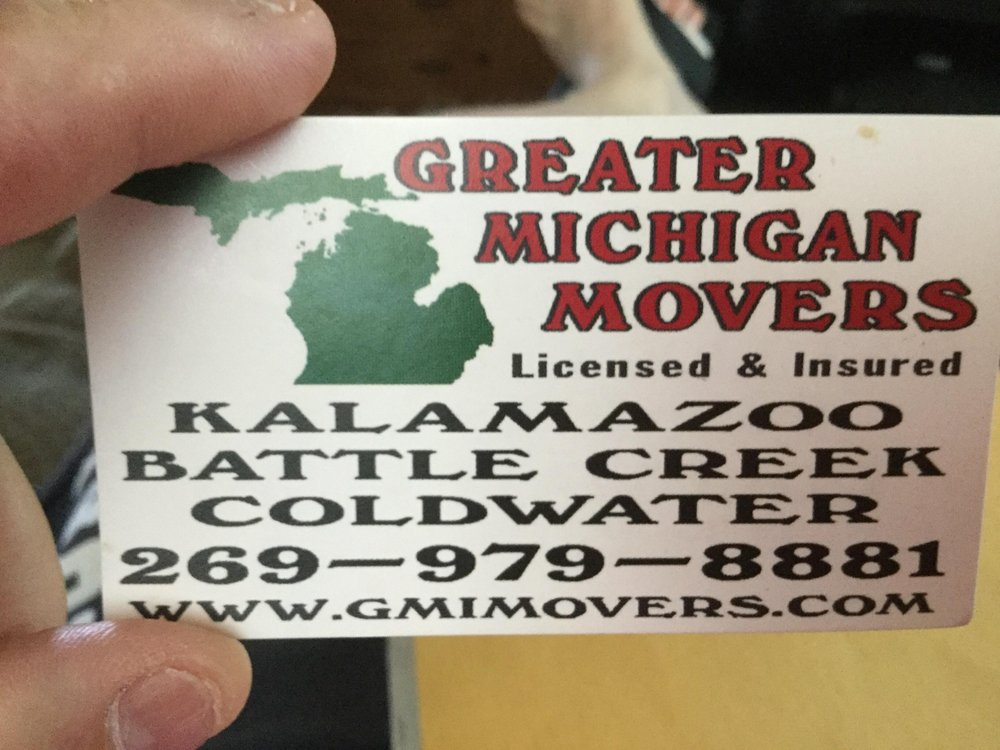 Greater Michigan Movers: Kalamazoo, MI