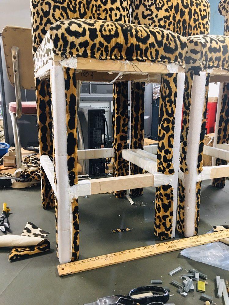 Howard Johnson's Reupholstery: 9918 Halls Ferry Rd, Saint Louis, MO