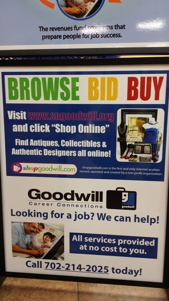 photos for goodwill southern nevada yelp. Black Bedroom Furniture Sets. Home Design Ideas
