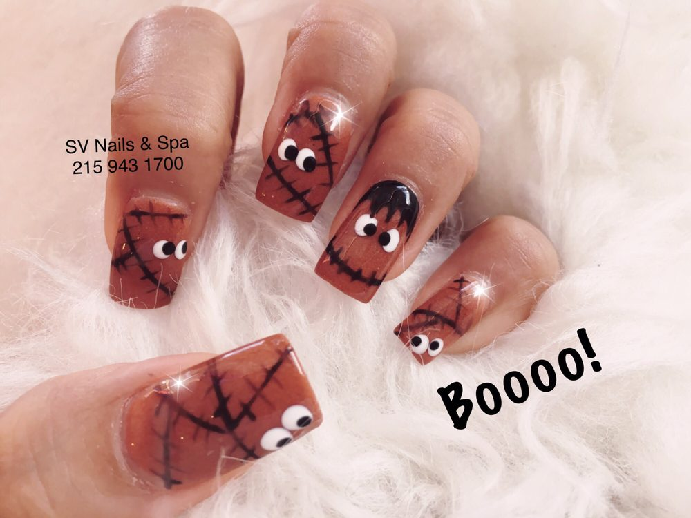 SV Nails & Spa - 20 Photos - Nail Salons - 1633 Haines Rd, Levittown ...