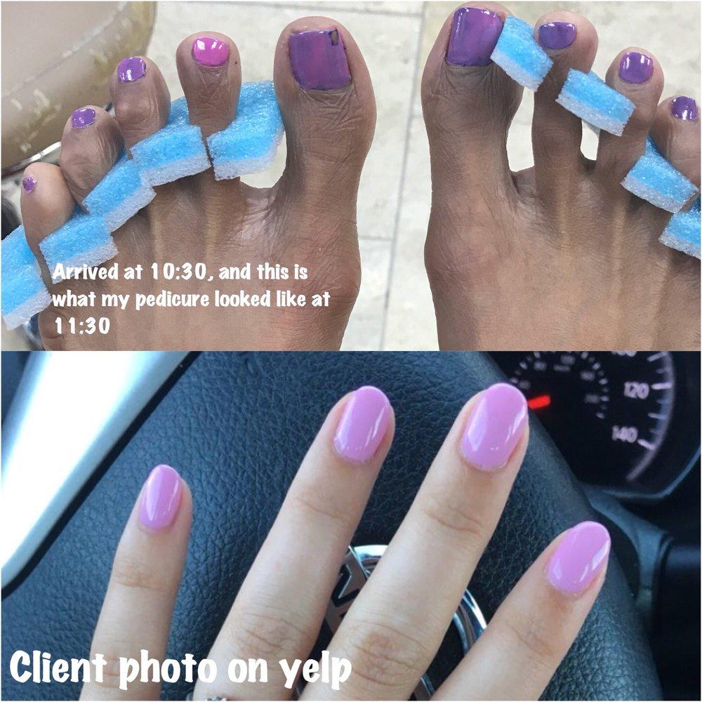 Bea's Beauty & Nails: 6811 N May Ave, Oklahoma City, OK