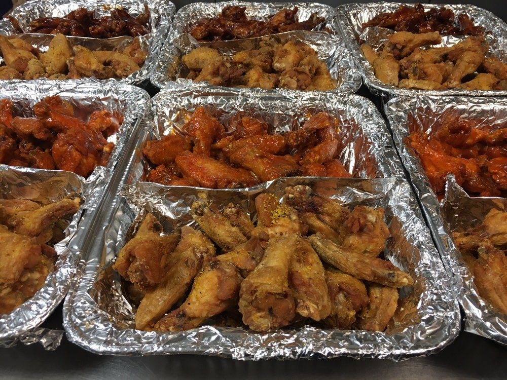 Atlanta's Best Wings: 3557 Memorial Dr, Decatur, GA
