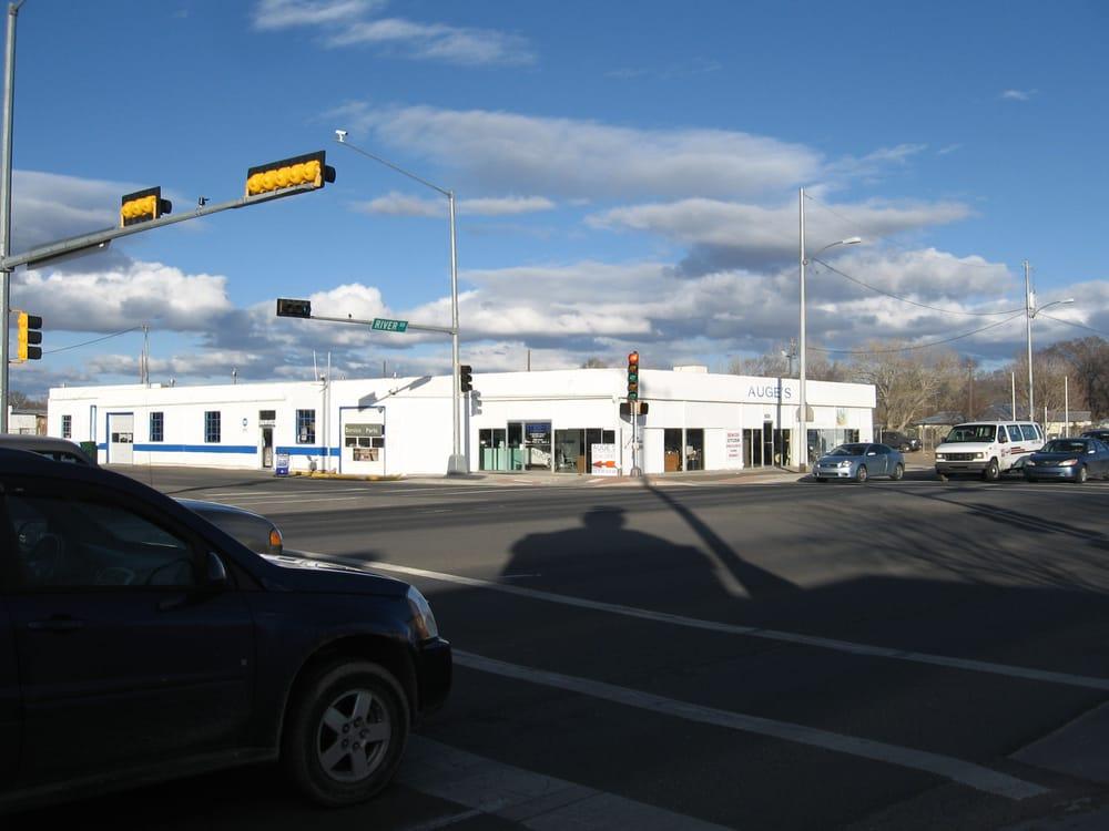 Auge's Sales & Service: 800 E River Rd, Belen, NM