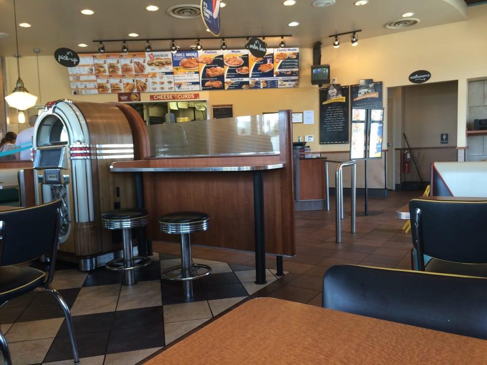 A&W Restaurant: 806 Rostraver Rd, Belle Vernon, PA