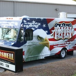 All american food truck food trucks raleigh nc for All american cuisine