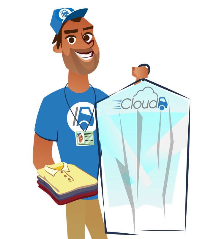 Cloud Dry Cleaning & Laundry Delivery