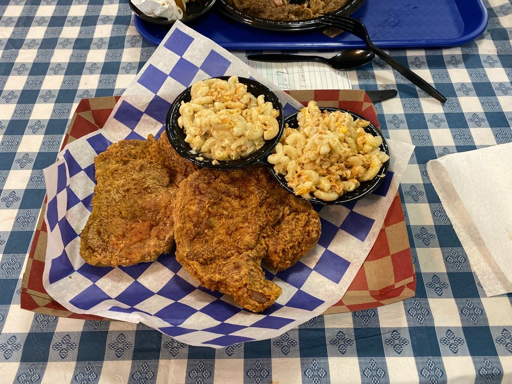 Food from Pappy G's