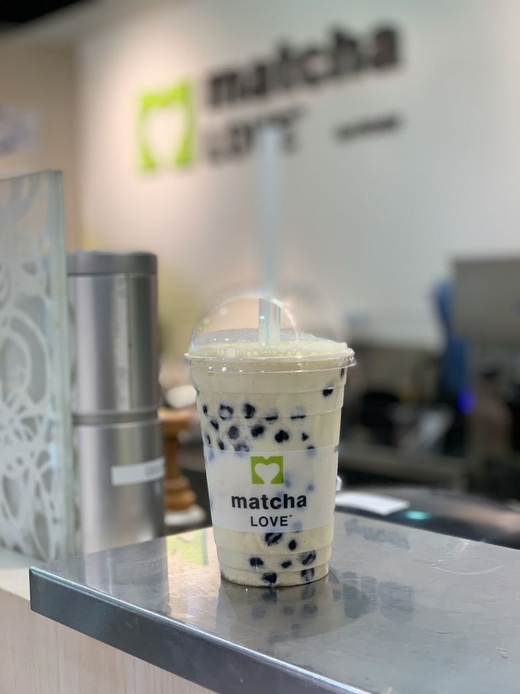 Matcha Love By Ito En