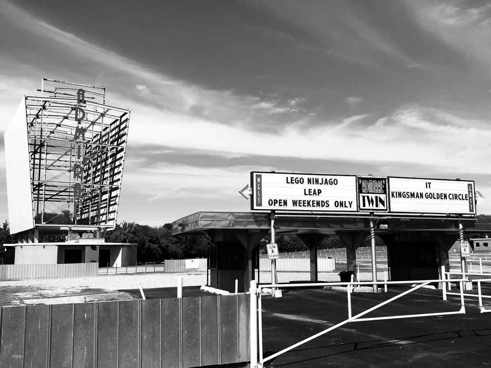 Admiral Twin Drive In