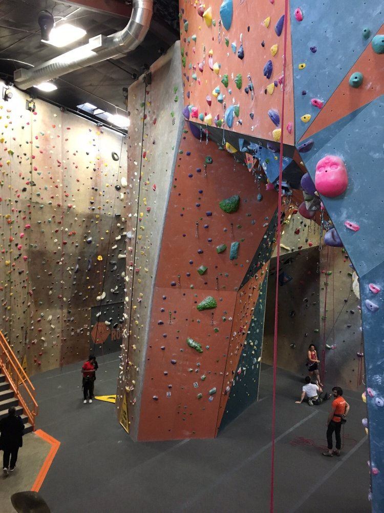 inSPIRE Rock Indoor Climbing Gym