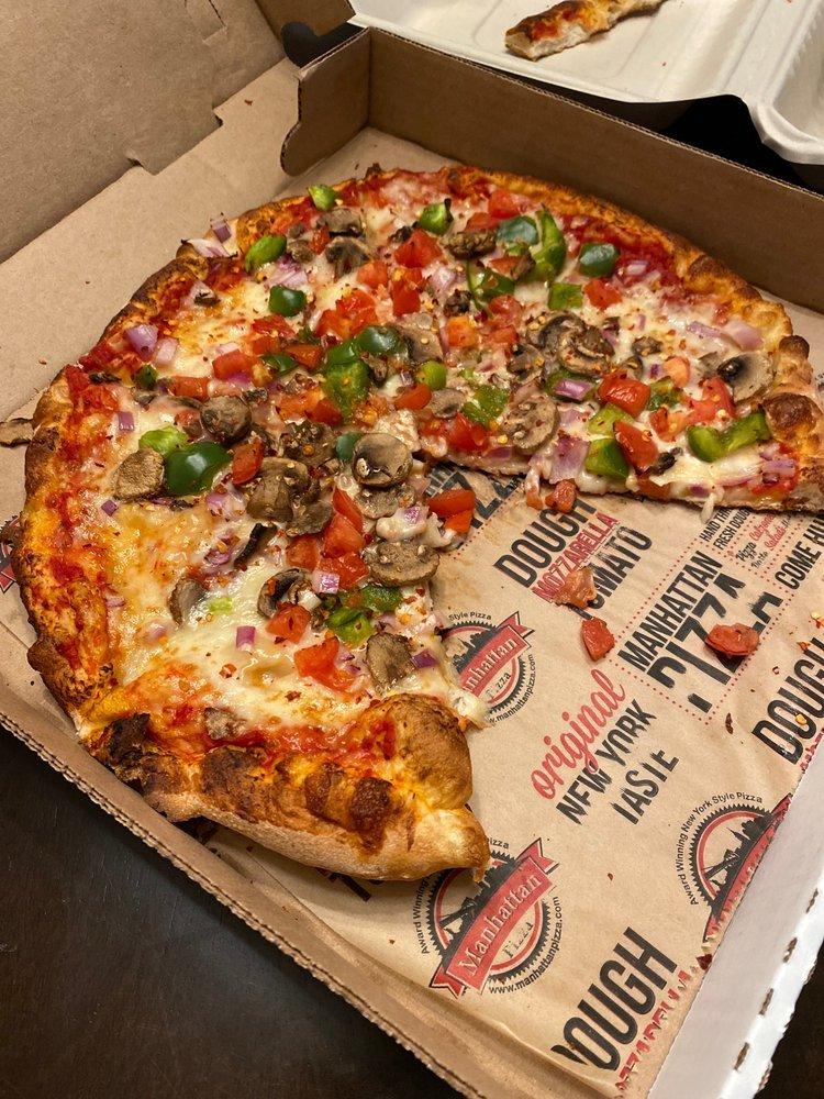 Manhattan Pizza - Clarksburg: 23221 Stringtown Rd, Clarksburg, MD