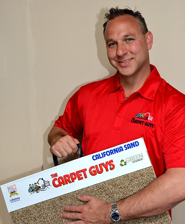 Carpet Guys Owner Joe Zago Spent A Decade Working In The