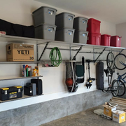 Bikes Can Photo Of Custom Garage Storage   Las Vegas, NV, United States.