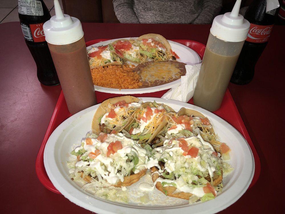 El Taco Amigo: 201 W New York Ave, DeLand, FL