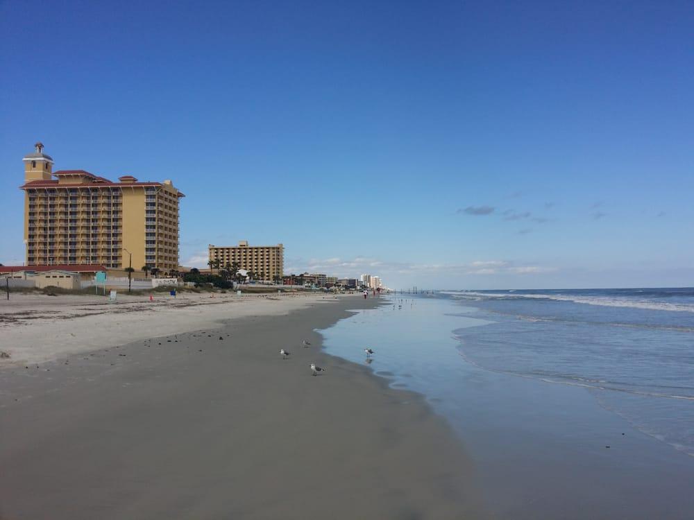 Hotels Near  N Atlantic Ave Daytona Beach Fl