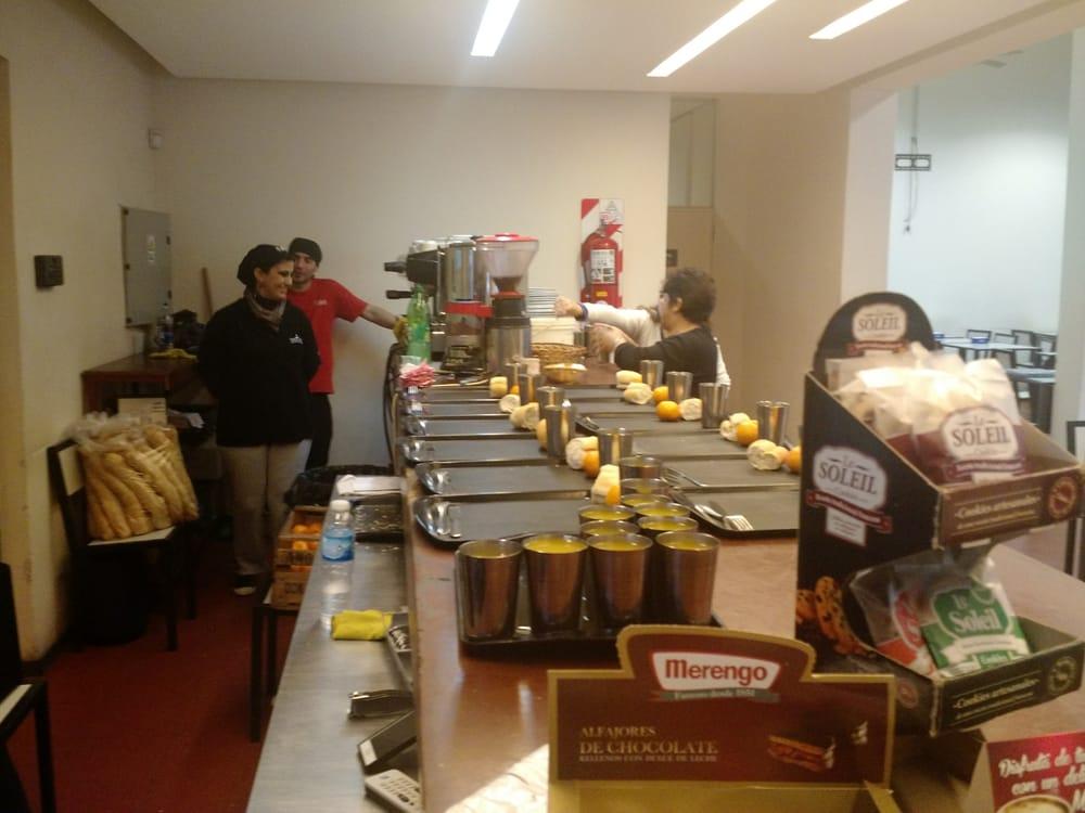 Comedor universitario siberia los amigos restaurantes for Comedor universitario