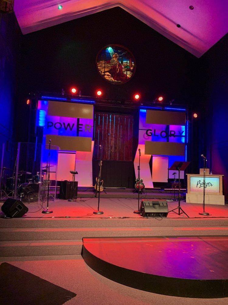 Redeemed Life Church: 405 N Azusa Ave, Azusa, CA
