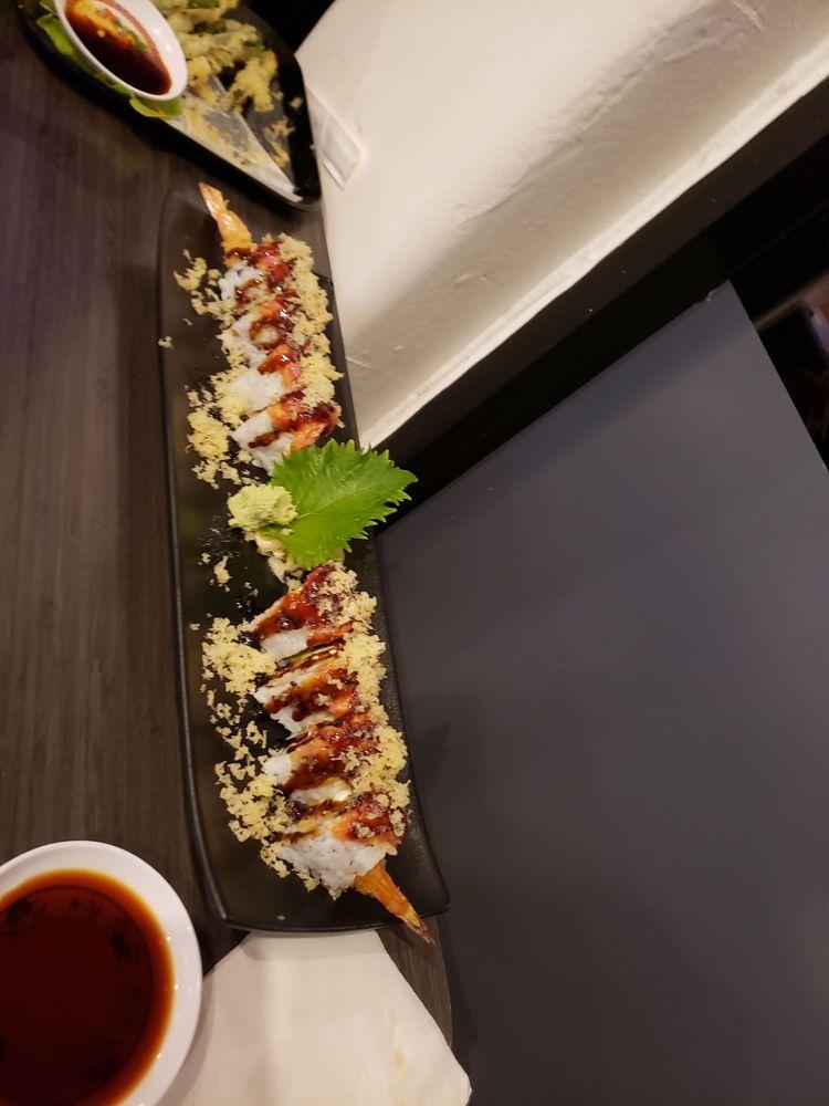 Shimaichi sushi