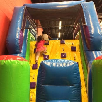 Photo Of Kids Party Central Indio Ca United States Fun Climbing