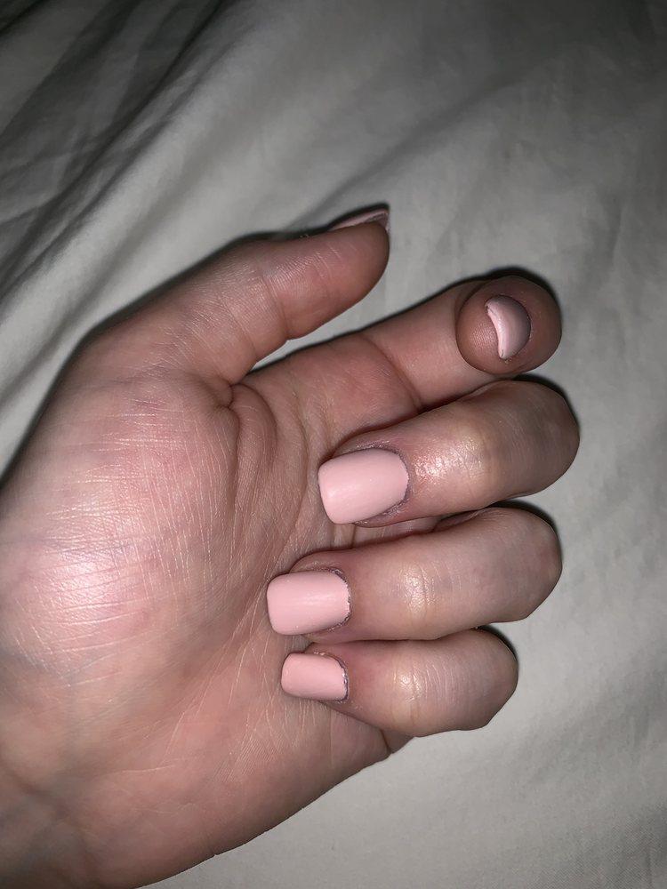 Curve Nails