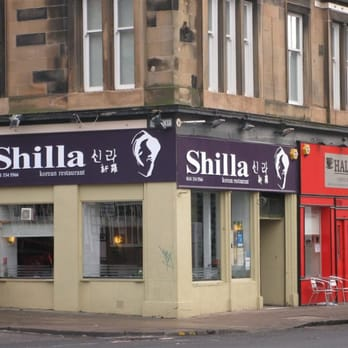 Korean Restaurant Glasgow Shilla