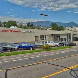red noland pre owned used car dealers 1260 motor city dr colorado springs co phone. Black Bedroom Furniture Sets. Home Design Ideas
