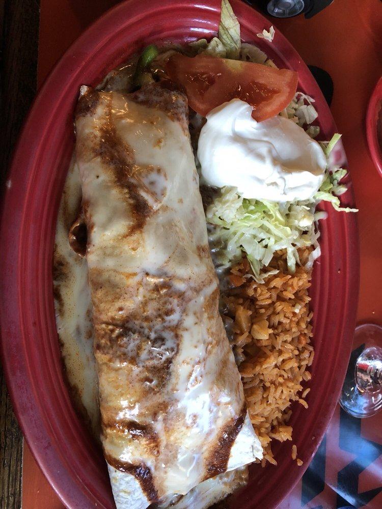 Toro Loco Mexican Restaurant: 201 S 3rd St, Ironton, OH