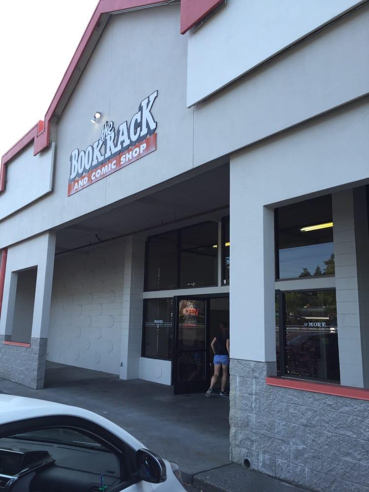 The Book Rack: 551 NE Midway Blvd, Oak Harbor, WA