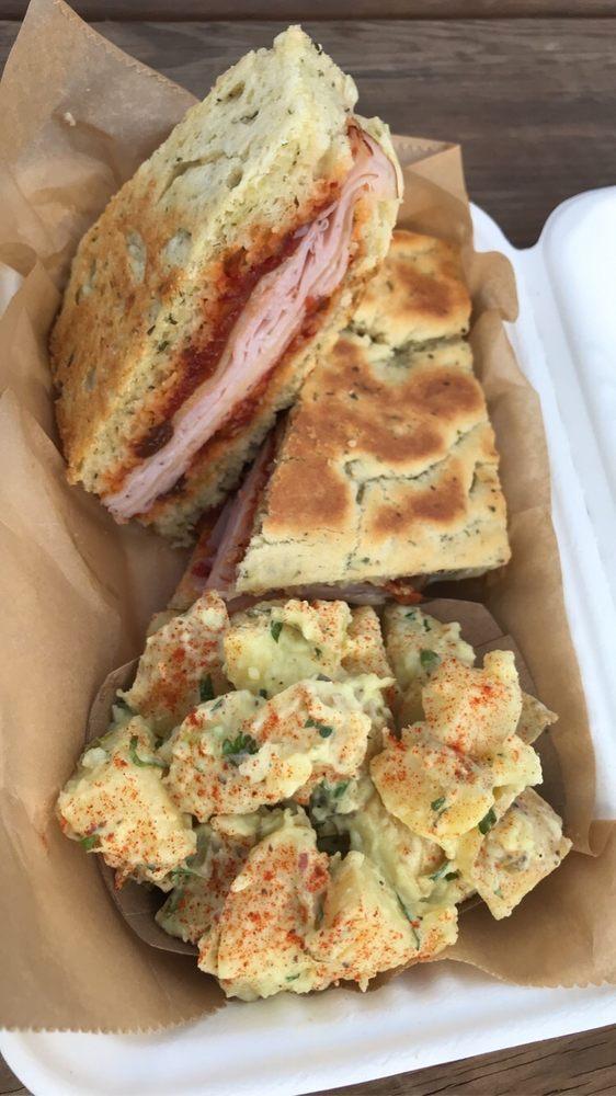 Staple Sandwich: 93 E Railroad Ave, Ruston, LA