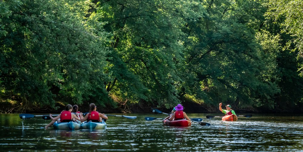 Social Spots from Cocoa Kayak Rentals of Hershey