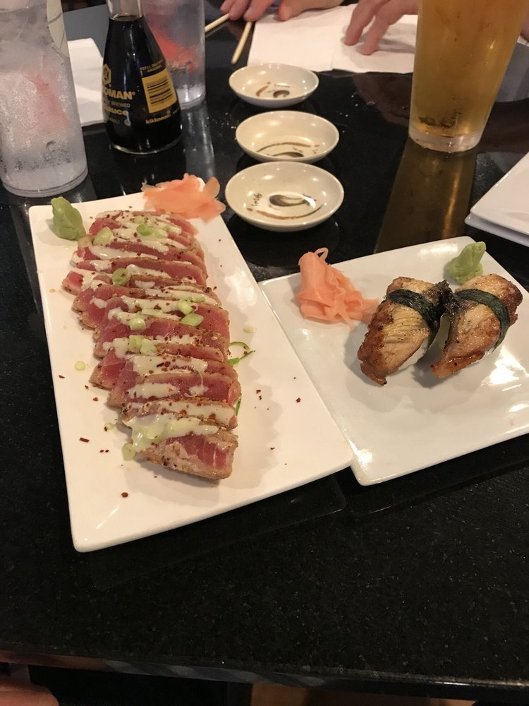 Shokai Sushi: 101 W Broadway Ave, Fairfield, IA