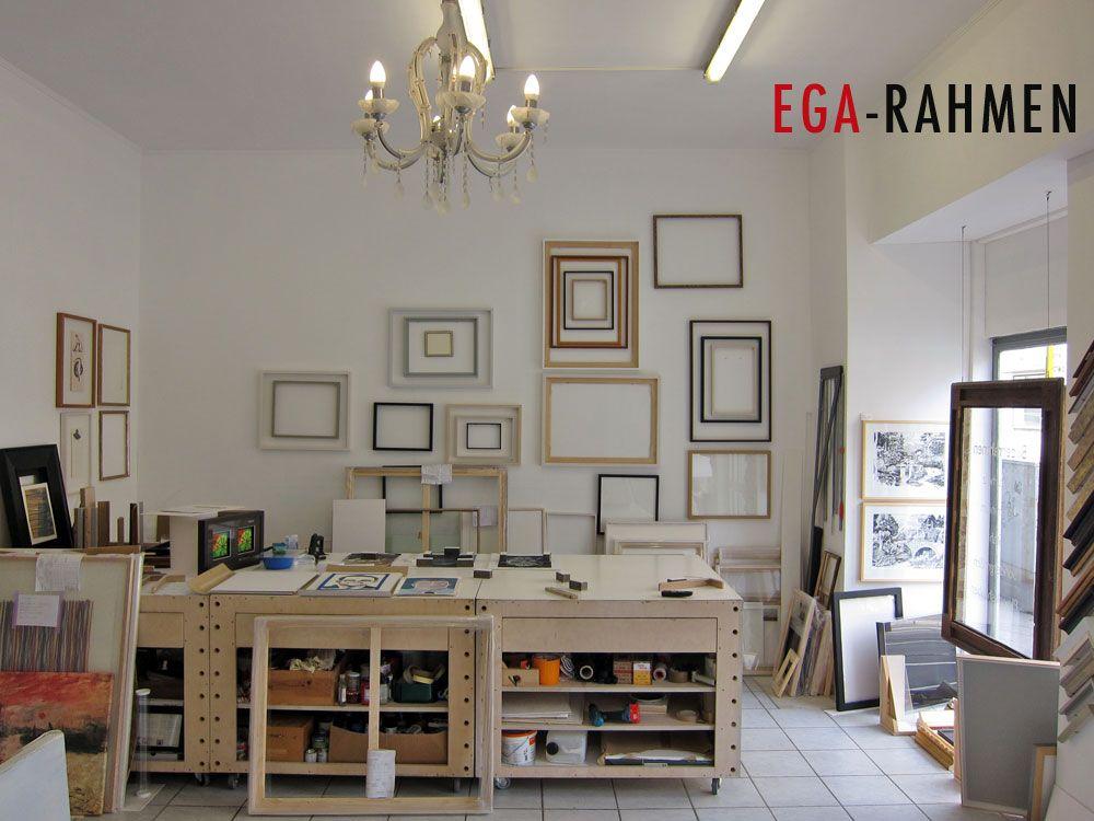 EGA-Rahmen - Bilderrahmen - Ackerstr. 69, Flingern Nord, Düsseldorf ...