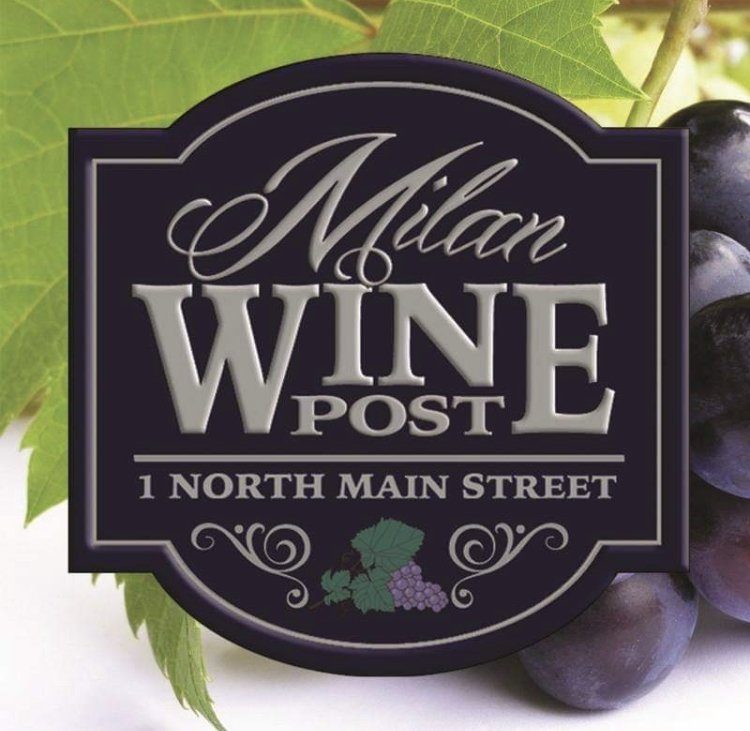 Milan Wine Post: 1 N Main St, Milan, OH