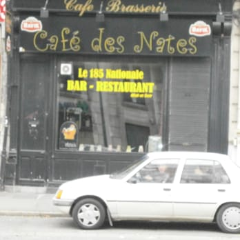 Caf Rue Nationale Telephone
