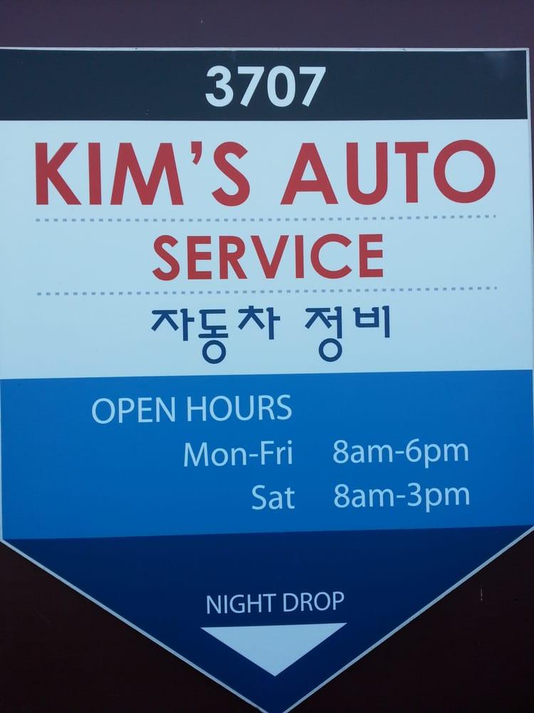 Mazda Dealership Near Me >> Kims Auto Service - 27 Reviews - Auto Repair - 3707 ...