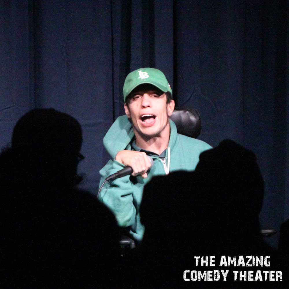 Twelve Shiny Nickels Standup Comedy Show