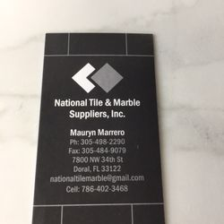 National Tile & Marble Suppliers, Inc - Flooring - 7800 NW