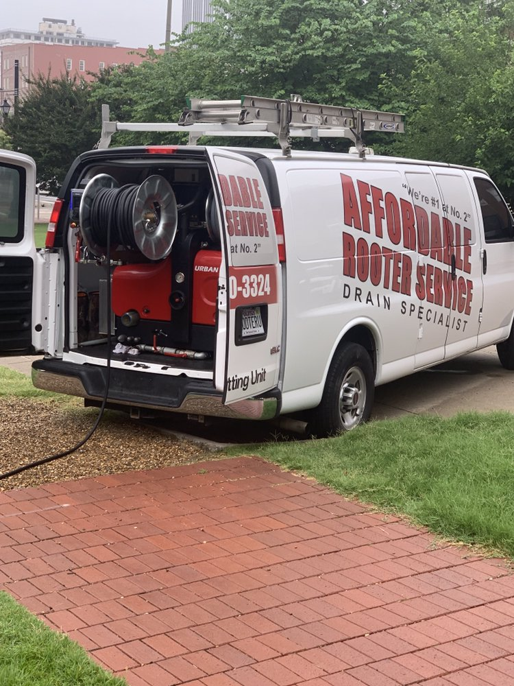 Affordable Rooter Service: Little Rock, AR