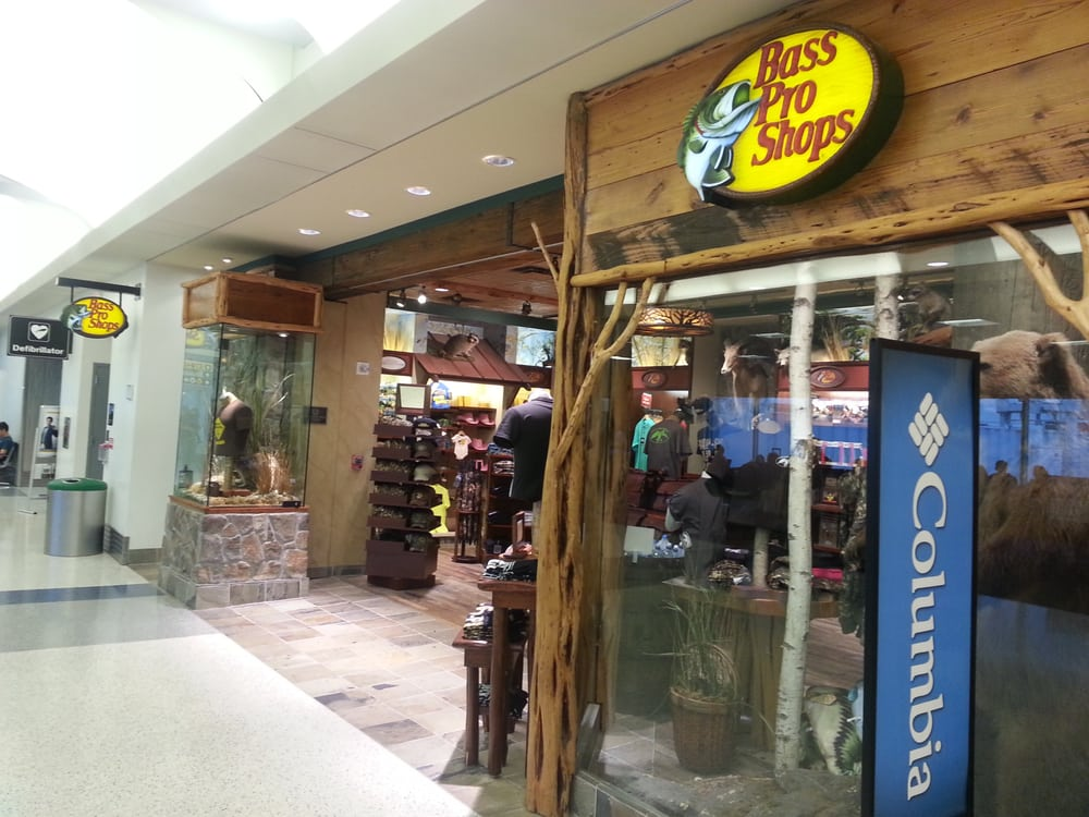 Bass Pro Shops: 2800 N Terminal Rd, Houston, TX