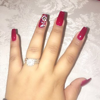 Photo Of Silk Nails Inglewood Ca United States