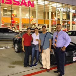 fred haas nissan 35 photos 81 reviews car dealers 24202 tomball pkwy tomball tx. Black Bedroom Furniture Sets. Home Design Ideas