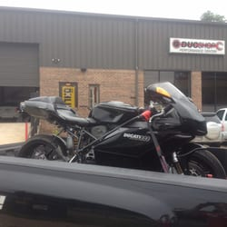 Ducshop motorcycle repair 2052 airport ct marietta ga photo of ducshop marietta ga united states picking up my 2006 ducati malvernweather