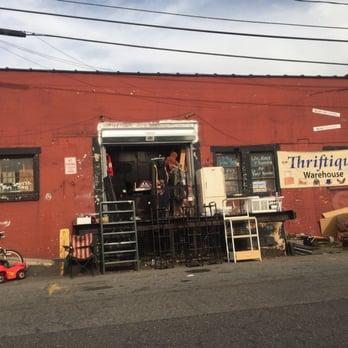 Thriftique Warehouse -   Reviews - Thrift Stores -