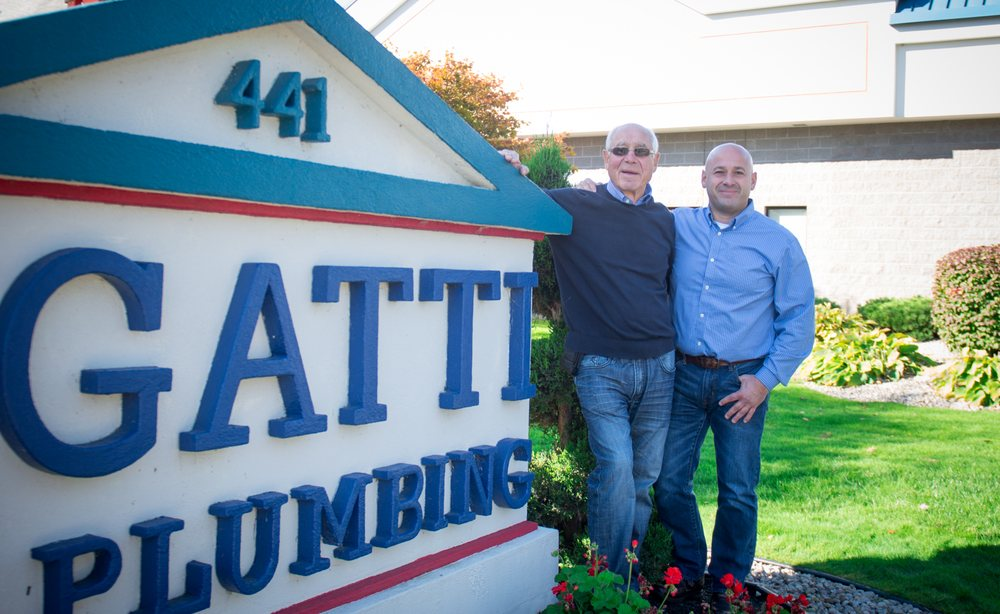 Photo Of Gatti Plumbing Rochester Ny United States Paul Jon